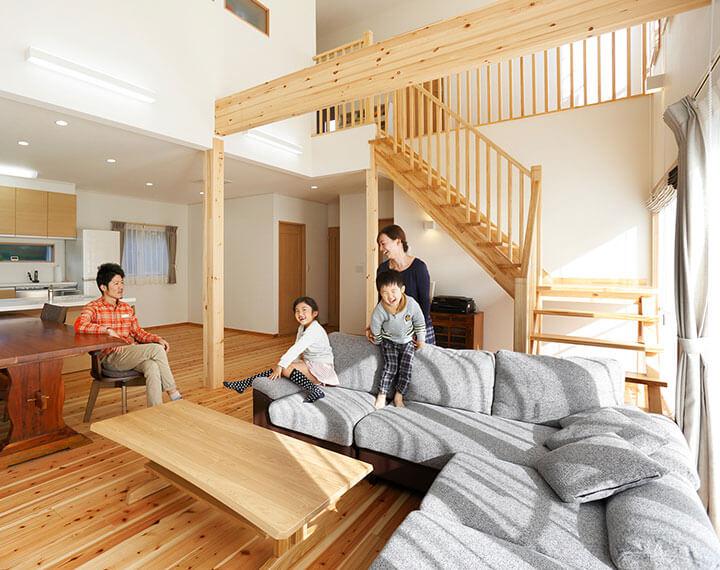 宇都宮市の工務店の注文住宅づくりのコンセプト