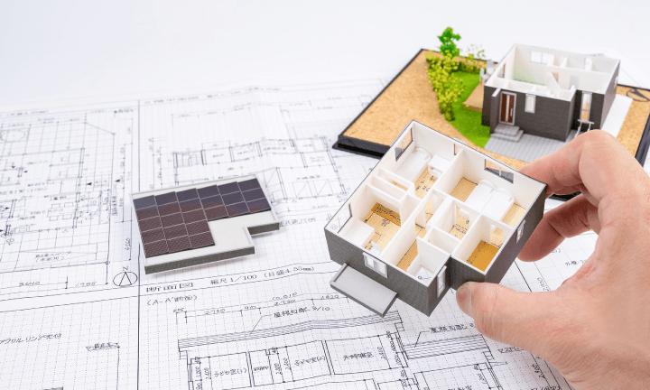 宇都宮市の注文住宅の間取りの作り方