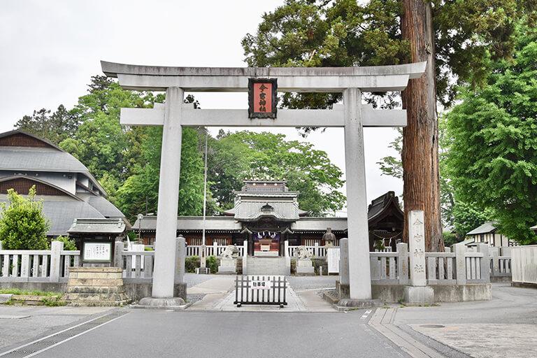 鹿沼市の分譲物件周辺情報⑨今宮神社