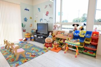 宇都宮市の工務店エスホームのお子様用スペース