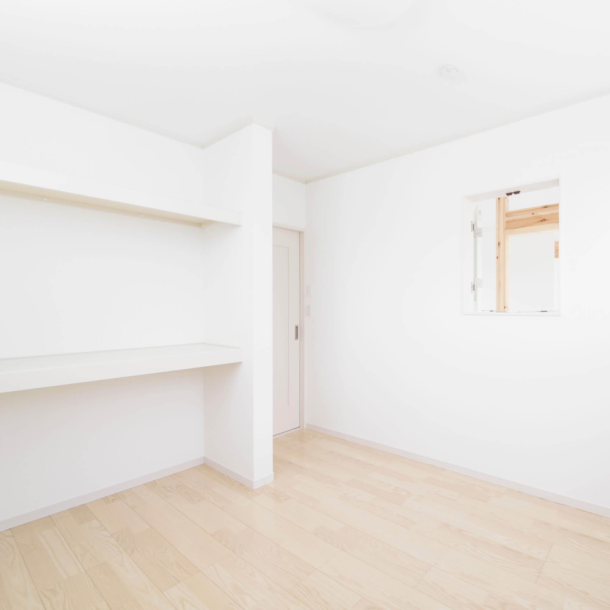 日光市の注文住宅事例 子供部屋